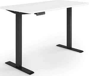 ESMART elektrisch höhenverstellbarer Sitz-Steh-Schreibtisch
