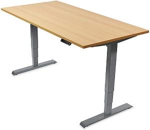 Ergotopia ergonomischer Sitz-Steh-Schreibtisch