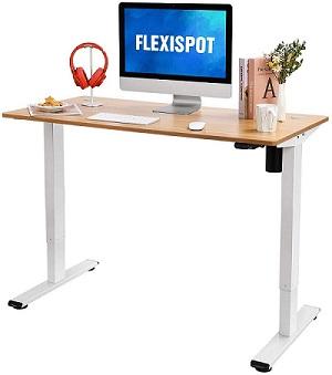 elektrisch höhenverstellbarer Schreibtisch Flexispot EC1