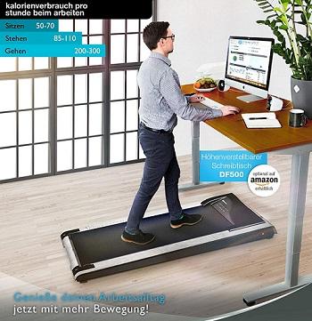 Laufband für Stehschreibtisch Deskfit