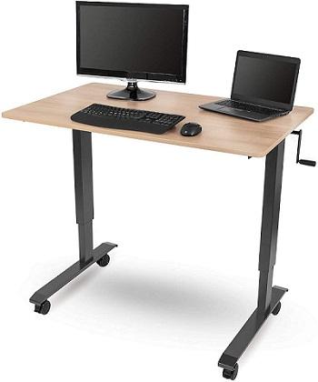 Stand Up Desk Store höhenverstellbarer Stehschreibtisch