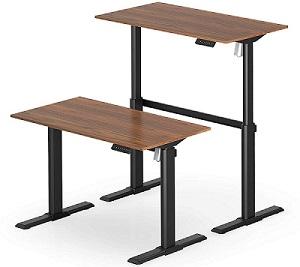 Sitz-Steh-Schreibtisch Fenge
